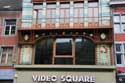 Art nouveauhuis - Video Square NAMUR / NAMEN foto: